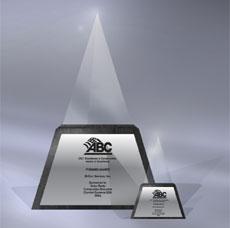 ABC Award of Merit Pyramid